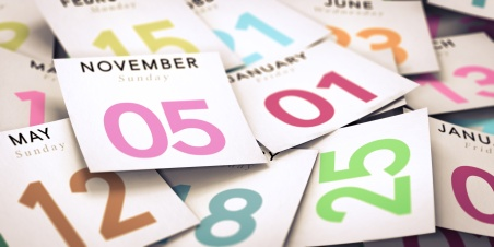 Day of the Week, Calendar
